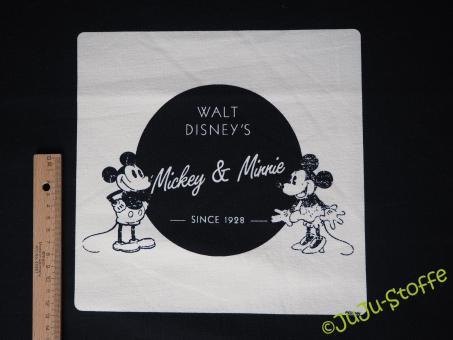 Sweat-Panel Mickey von Disney Öko-Tex