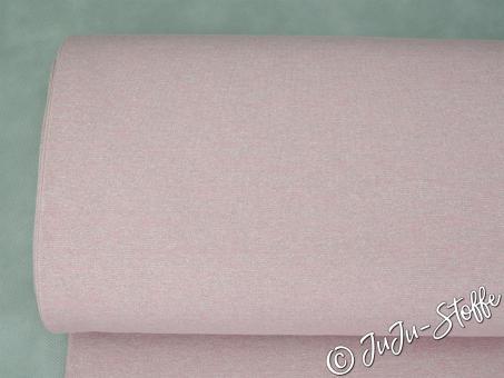 "Glitzer-Sweat ""Glamour"" rosa silber"