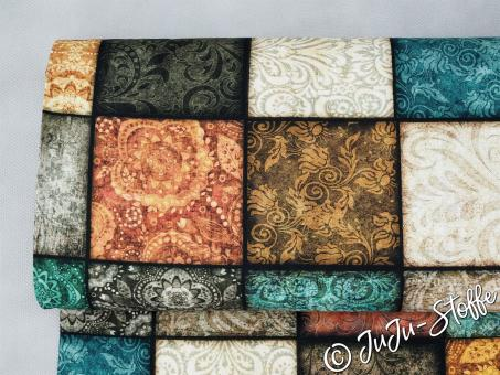 """Baumwolle """"Sew Lovely"""" by Quilting Treasures"""