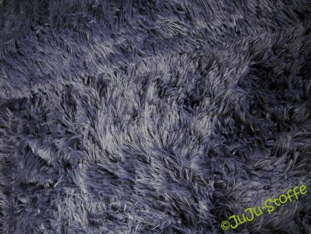 "Fleece ""Fluffy"" Langhaar dusty mauve"