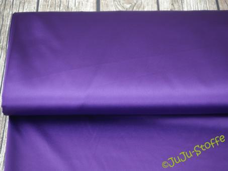 """Satin """"De Luxe"""" violett"""