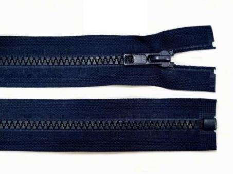 Reißverschluss teilbar 35cm in dunkelblau