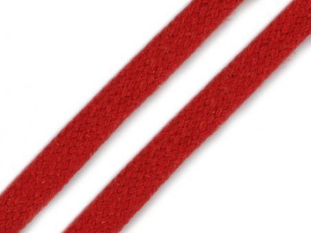 Kordel flach rot 10mm