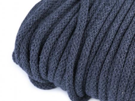 Kordel jeansblau 5 mm