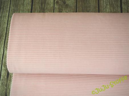 Ripp-Jersey rosa
