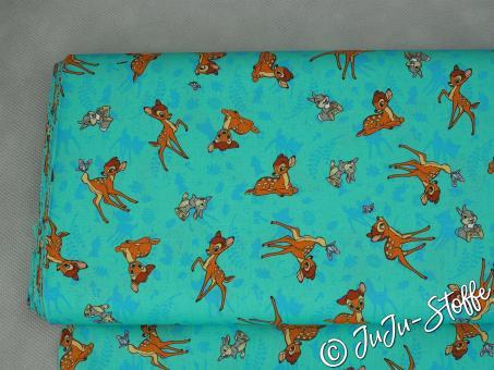 """Baumwolle """"Bambi"""" von Disney Öko-Tex"""