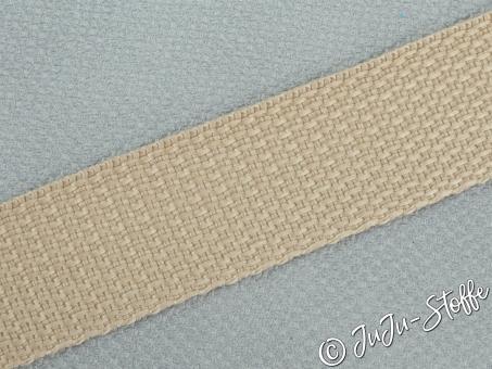 """Gurtband """"Basic"""" rock 25mm"""