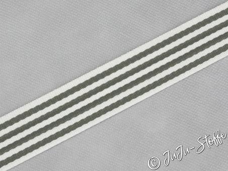 "Gurtband ""Streifen"" army 40mm"
