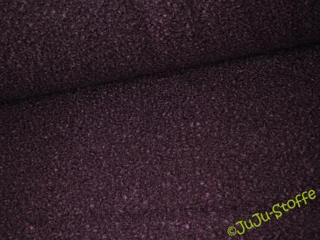 "Jackenstoff ""Lanissimo"" violett"