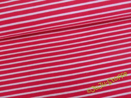 """Stoffonkel Bio-Jersey """"Streifen"""" lollipop"""
