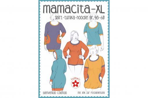 Papierschnittmuster Mamacita-XL von farbenmix