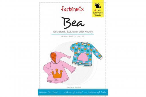Papierschnittmuster Bea von farbenmix
