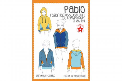 Papierschnittmuster Pablo von farbenmix