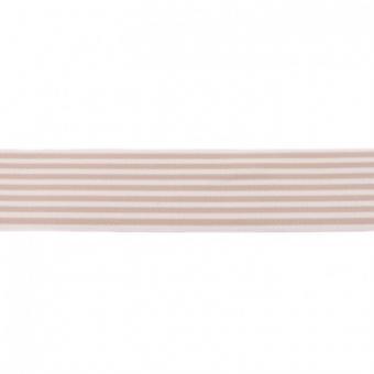 Gummi weich Streifen sand 40mm