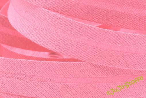 Schrägband Baumwolle 3m rosa