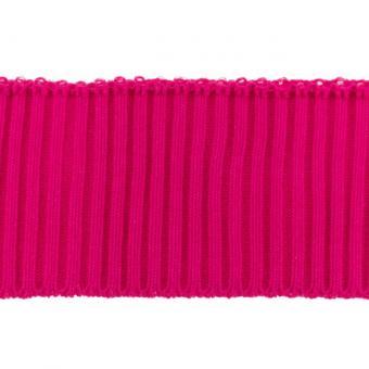 Bündchen Ripp-Cuff pink