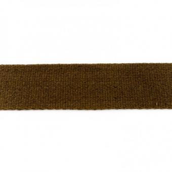 Gurtband Baumwolle army 40 mm