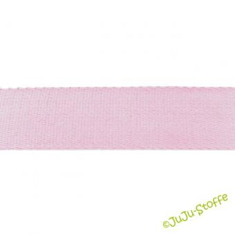 Gurtband Baumwolle rosa 40 mm