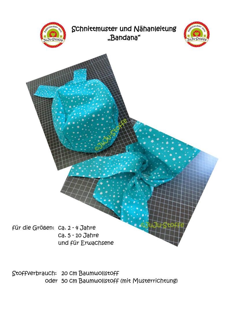 JuJu-Stoffe.de | Schnittmuster \